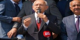 Kılıçdaroğlu'ndan Suriye çıkışı
