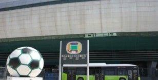 Milli maç heyecanı için özel otobüs hatları açılacak