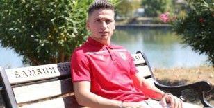 """Alsan: """"Samsunspor başarıya aç bir takım"""""""