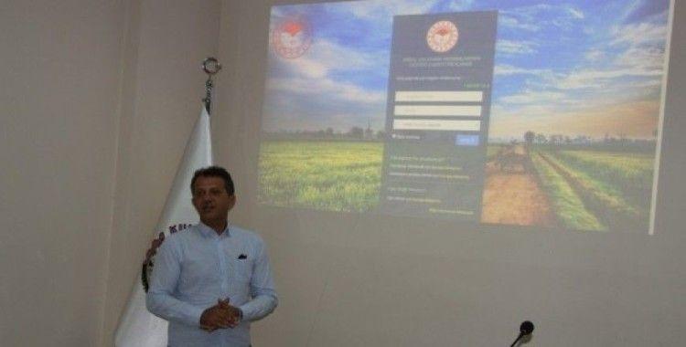 Yatırımcılardan kırsal kalkınma seminerine yoğun ilgi