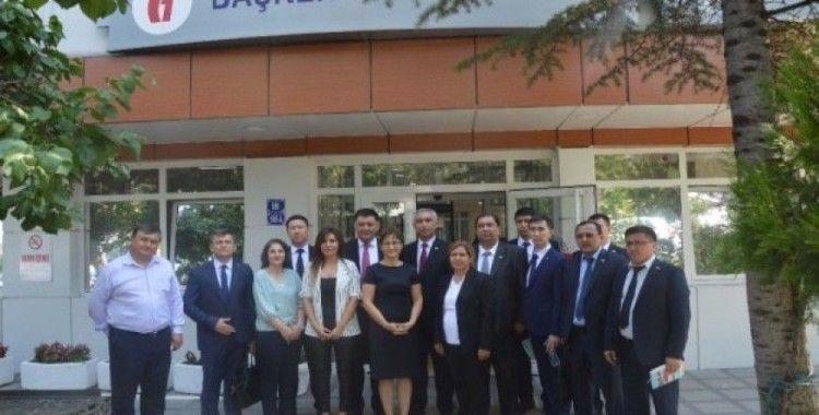 Türkiye Gelir İdaresi, alanındaki tecrübesini Özbekistan'la paylaşıyor
