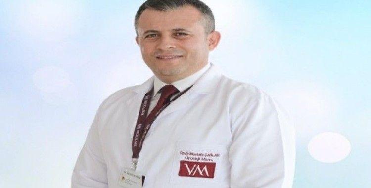 Op Dr. Çağlar: İdrar kaçırma lazerle tedavi edilebiliyor