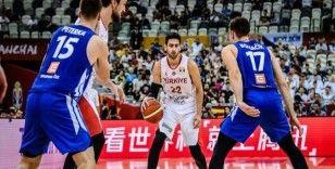 A Milli Erkek Basketbol Takımı 2. tura çıkamadı