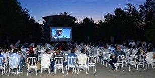 Dicle Elektrik'ten açık hava sinema etkinliği