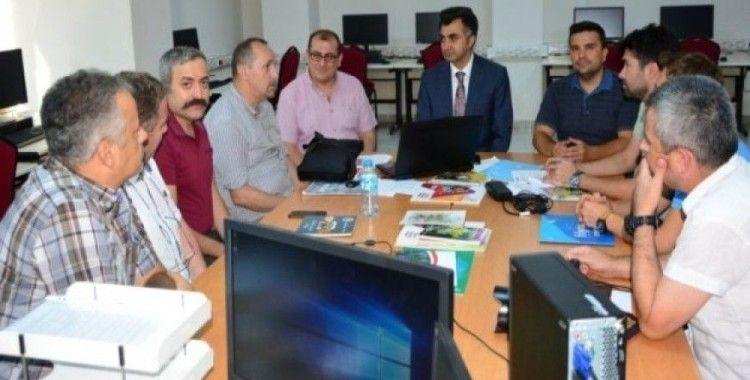 """""""Şehrimiz Karabük"""" dersi çalışmaları"""