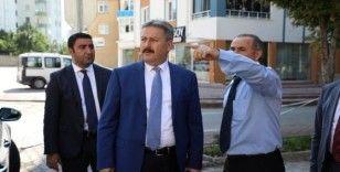 """Başkan Palancıoğlu: """"Vatandaşlarımızın konforu için çalışmalarımız devam ediyor"""""""