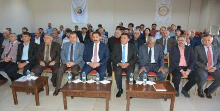 Ardahan'da 'APİTERAPİ' Konferansı düzenlendi