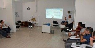 Büyükşehir'den İlçe Belediyelerine ilk yardım eğitimi