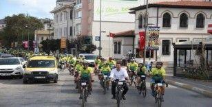 Kapıdağ Bisiklet Festivali başladı