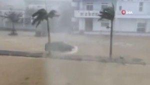 Japonya'da tayfun alarmı