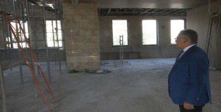 Yeni Sahabiye'ye yakışır camii
