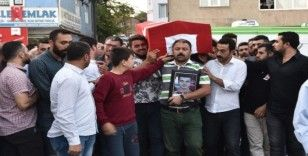 Özel hareket polisi Muhammed Mert Altaş memleketi Ahlat'ta toprağa verildi