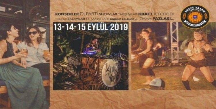 Kraft Yaşam Festivali 13 Eylül'de başlıyor
