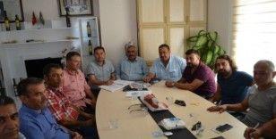 Didim Ziraat Odası meclisinde festival ele alındı