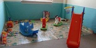 Emet Dr. Fazıl Doğan Devlet Hastanesi'ne çocuk oyun odası açıldı