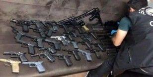 Ambarlı limanında silah ticareti operasyonu