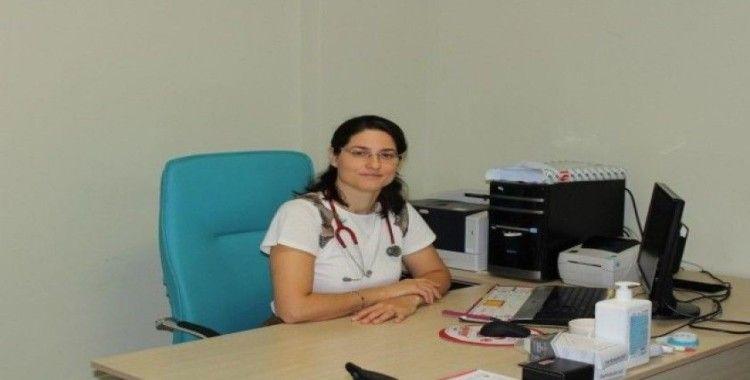 Kaynarca'da çocuk hastalıkları hekimi göreve başladı
