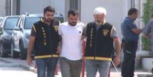 Okuldan hırsızlık yapan iki zanlı tutuklandı
