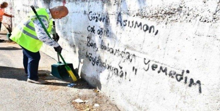 İzmir'de temizlik seferberliği sürüyor