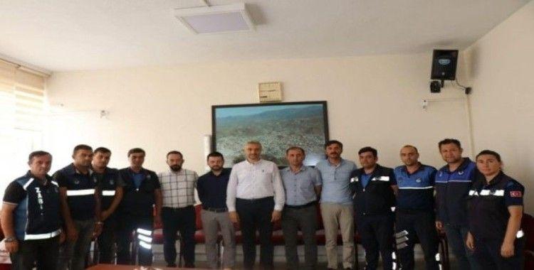 Simav'da Zabıta Teşkilatı'nın kuruluşunun 193. yıl dönümü kutlandı