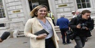 İngiltere Çalışma ve Emeklilik Bakanı Rudd istifa etti