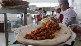 Gastronomi kentinin vazgeçilmez lezzeti 'nohut dürümü'
