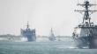 İran kaçak akaryakıt taşıyan gemiye el koydu