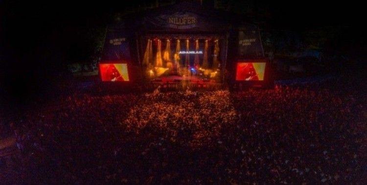 Nilüfer Müzik Festivali başladı