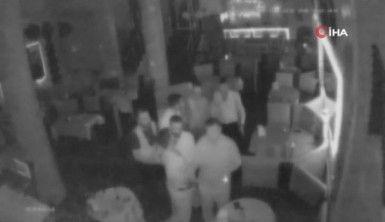 Sokak ortasında kurşun yağdıran zanlılar kamerada