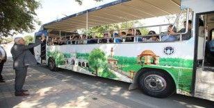 Tur Otobüsü ile 'Tarihe yolculuk' sezonu tamamlandı