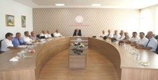 Kütahya'da İlçe Milli Eğitim Müdürleri Toplantısı