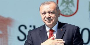 Cumhurbaşkanı Erdoğan helikopterle Eskişehir'e hareket etti