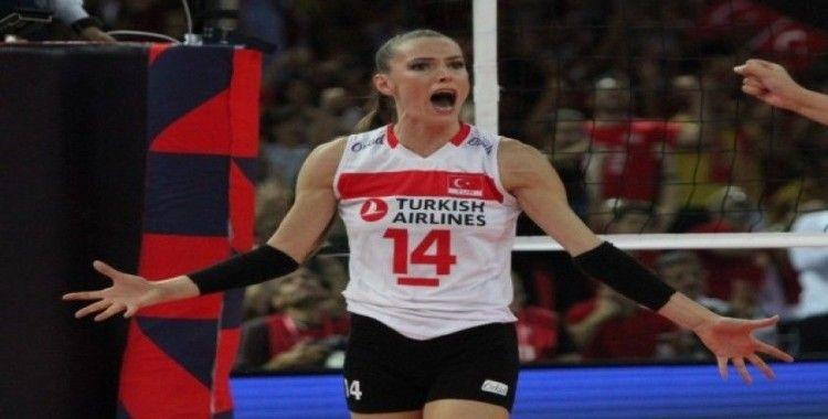 2019 Kadınlar Voleybol Avrupa Şampiyonu Sırbistan