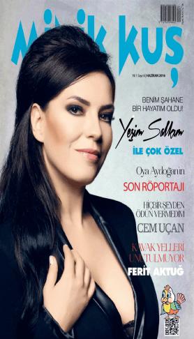 MinikKuş Magazin - Haziran 2016