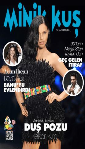 MinikKuş Magazin - Ekim 2016