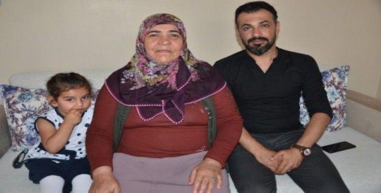 Diyarbakır'da çocukları için eylem yapan ailelere Muş'tan destek