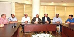 Karatay Kent Konseyi eski ve yeni dönem üyelerinden güç birliği