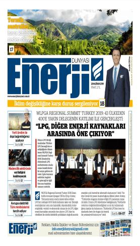 Enerji Dünyası - Haziran 2019