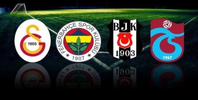 Süper Lig'de büyük maçların tarihleri belli oldu