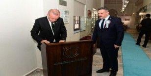 Cumhurbaşkanı Erdoğan restore edilen Cumhuriyet Tarihi Müzesi'nin açılışını yaptı
