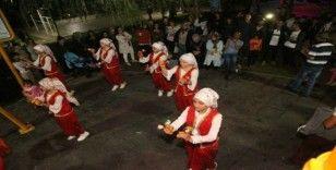 Odunpazarı'nda mahalle sakinlerine akşam konseri