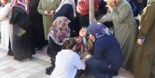 Üniversiteli Burcu gözyaşları arasında toprağa verildi