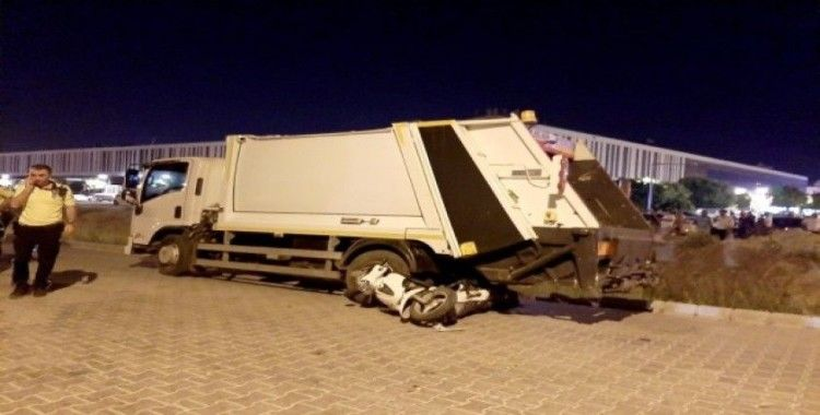 Fethiye'de otomobil ile motosiklet çarpıştı: 1 ölü