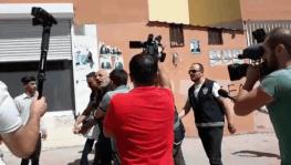 HDP binası önünde arbede yaşandı