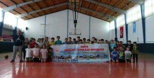 Kahta'da yaz spor okulları sona erdi