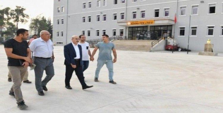 """Vali Demirtaş: """"Eğitim yatırımları devam edecek"""""""