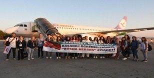 Şahinbeyli Öğrenciler Bosna Hersek'te