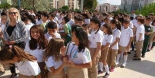 Çanakkale'de yeni eğitim-öğretim yılı coşkuyla kutlandı