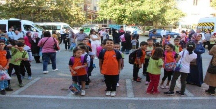Malatya'da 173 bin 978 öğrenci için ders zili çaldı