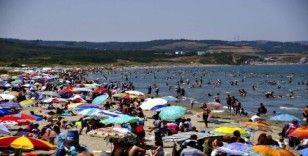 Bursa sahillerinde son durum